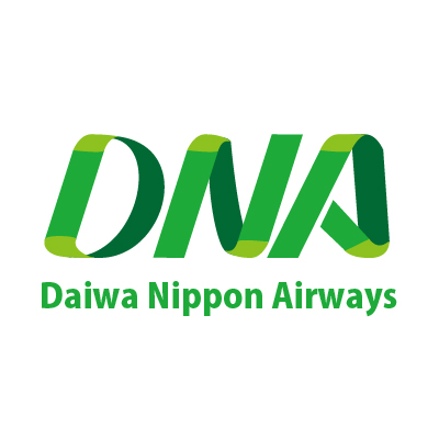 DNA - Daiwa Nippon Airways - Logomark