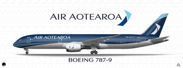 Aotearoa 787 9
