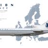 Avion | Boeing 727-100 | 1970s