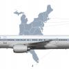 Avion | Boeing 757-200 | 1980s