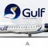 Gulf CRJ 700