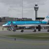 Boarding the E190
