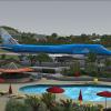 KLM 747 departure