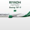 Riyadh Airways 787-9