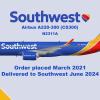 Southwest A220-300 - N2311A