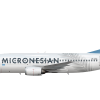 Micronesian Airlines 737-300