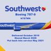 Southwest 787-9 - N787WN