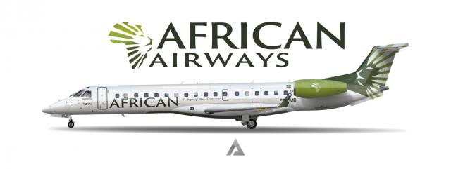 African E145