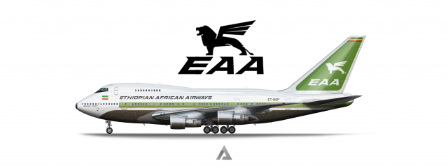 African 747SP