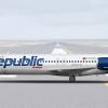 Venezuelan Republic Airways Boeing 717-200
