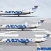 Avensa / Douglas DC-9 Family / DC-9-21 / DC-9-32 / DC-9-51