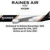 N1039R 777F - Twin Turbine Jumbos