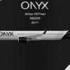 Onyx Airways A321neo - N8292X