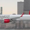 Northwest Airlines Modern a321