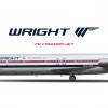 Wright Airways | 1976 | Douglas DC-9-30 | Spirit of '76