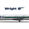 Wright Airways | 1983-1995 | McDonnell Douglas MD-80
