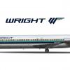 Wright Airways | 1972-1982 | Douglas DC-9-30