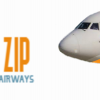 ZIP Airways livery TU214