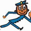 Captain Zippy mascot