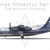 Halifax Overseas Shuttle   1984   Bombardier Q100