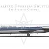Halifax Overseas Shuttle   1979   McDonnell Douglas DC-9-40