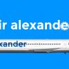 Air Alexander MD-90