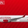 Northwestern Boeing 767-300ER