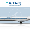 Kazakh Airlines - TU-134