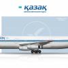 Kazakh Airlines Ilyushin IL-86