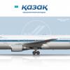 Kazakh Airlines Boeing 767-300ER