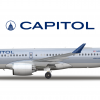 2018 | Capitol Airlines | Airbus A220-300