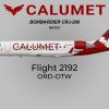 The Final Flight of Calumet - Flight 2192