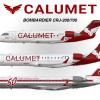 Calumet CRJ-200/700 - 2013 Branding