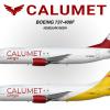 Calumet Boeing 737-400F