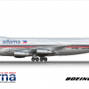Adarna - South East Asian Airlines Boeing 747-2B9