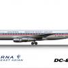Adarna - South East Asian Douglas DC-8-50