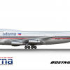 Adarna - South East Asian Airlines Boeing 747-3B9