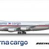 Adarna Cargo Boeing 747-2B9F