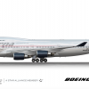 Adarna - South East Asian Boeing 747-4B9