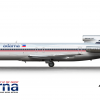 Adarna - South East Asian Airlines Boeing 727-2B9