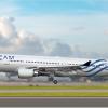 Air Mandarin Airbus A330-300 Skyteam Colors