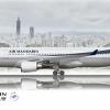 Air Mandarin Airbus A330-300