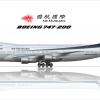 Air Mandarin Boeing 747-200