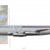 Aerolíneas Dominicanas del Oriente   1990   Boeing 707-320B