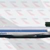 Boeing 727-200 - BritishWestern, 1970s