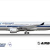 Hanjin Airlines Airbus A330-300