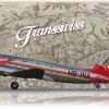 Transswiss - Swiss Confederation Airlines Douglas DC-3