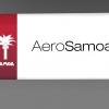 Aero Samoa Branding