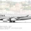 Italiana | 2010 | Boeing 747-400