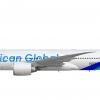 American Global Boeing 777 200 - N582XX